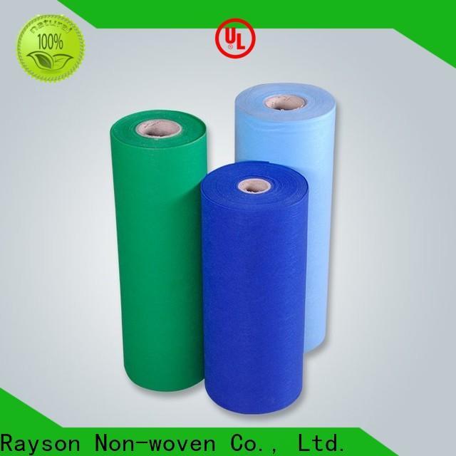 rayson nonwoven، ruixin، enviro بيع مفرش بلاستيك رمادي استفسر الآن عن الأماكن الخارجية