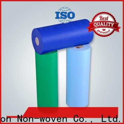 multi-color pp non woven material fabricate design for household
