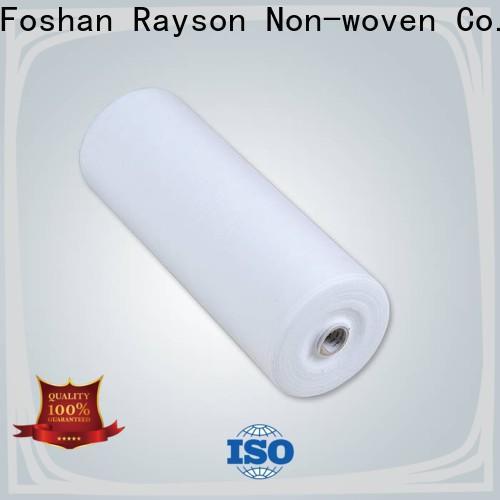 non-tissé de rayonson, ruixin, non-tissé spunlace de qualité enviro personnalisé pour la maison