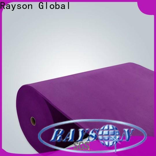 conception approuvée de tissu non tissé 70gsm de rotex pour des cadeaux