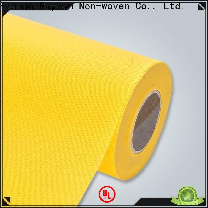 produttore di tessuto non tessuto ecologico colore richiedi ora per il lenzuolo