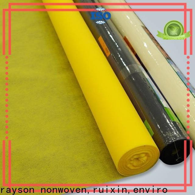 sacchetti di tessuto non tessuto luminoso fabbrica di tessuti per imballaggi