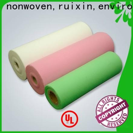 Rayonson Nonwoven, Ruixin, Enviro ikea pvc nappe prochaine conception pour drap