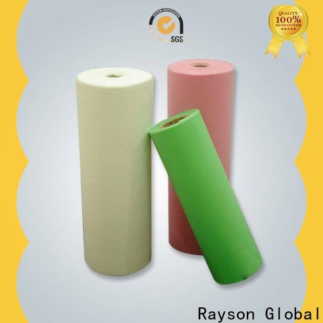rayson non tessuto, ruixin, serie di tessuti non tessuti medici viola enviro per negozio