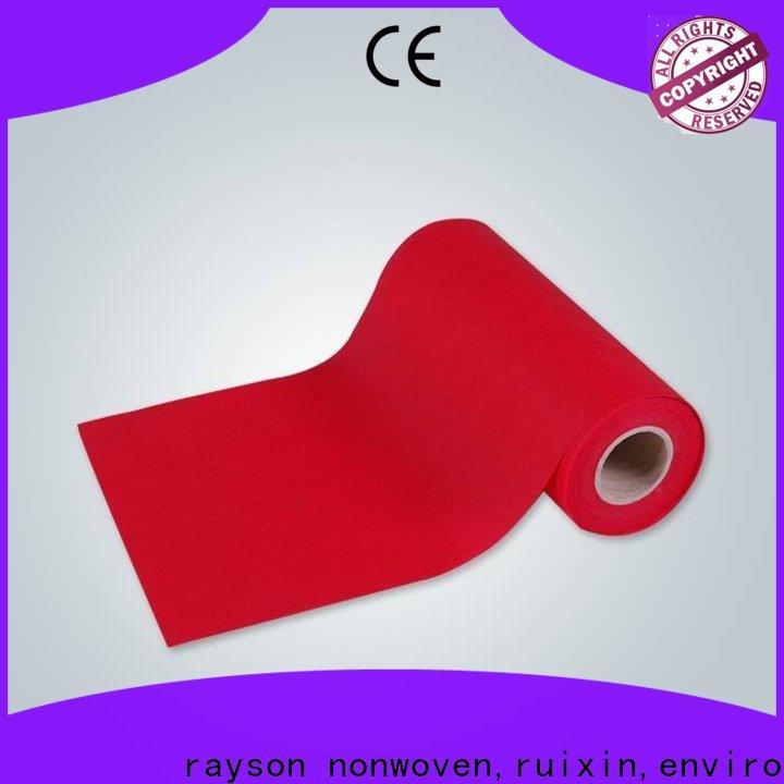 tovaglia rayson nonwoven, ruixin, enviro medical pvc serie argos per packaging