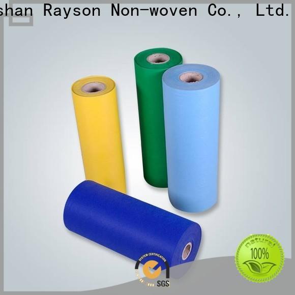 fabricant de tissés de solutions innovantes non tissées réputées pour drap de lit