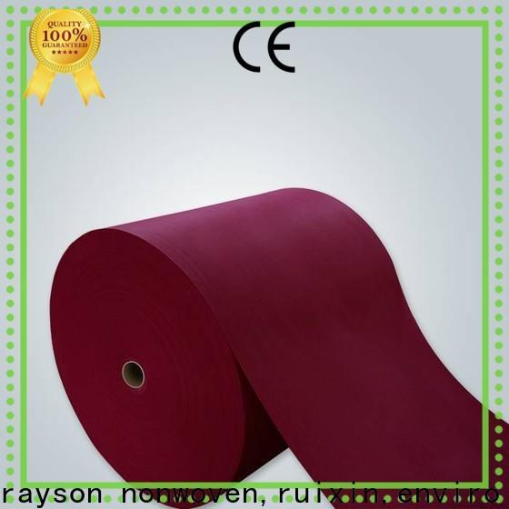 rayson nonwoven, ruixin, enviro brillante macchina per tessuto non tessuto all'ingrosso per l'imballaggio