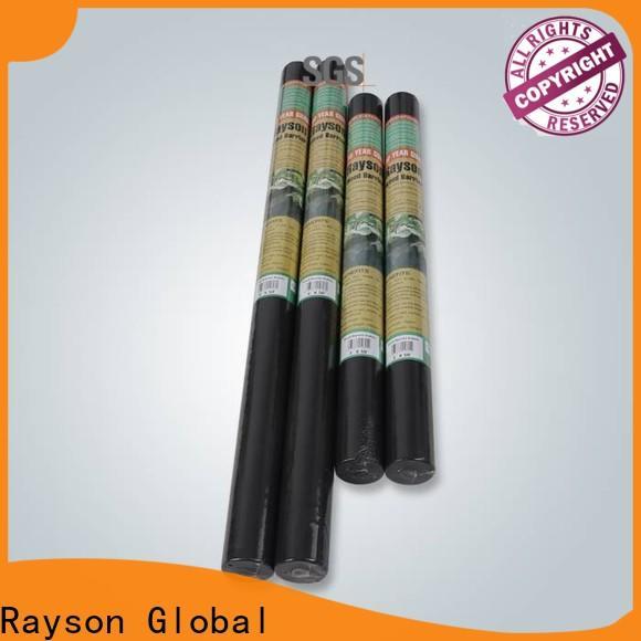 rayson nonwoven, ruixin, fornitore di tessuti per giardini paesaggistici approvato enviro per la serra