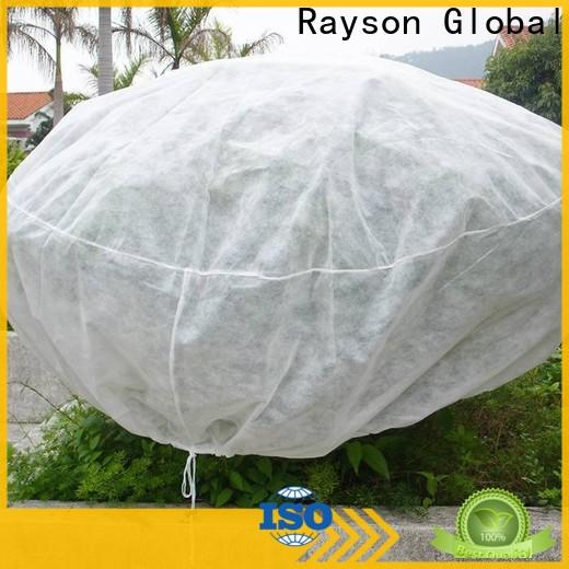 Rayonson Nonwoven, Ruixin, Enviro 17gr Fabricant de tissu de jardin de fleurs pour couverture