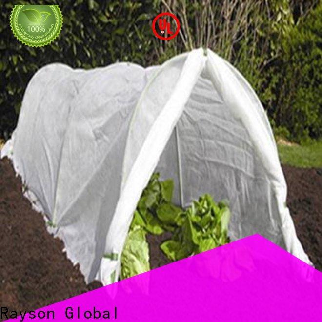 tissu large pour empêcher les mauvaises herbes de protéger la conception pour l'extérieur