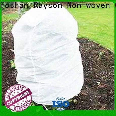 Rayonson non tissé, ruixin, tissu enviro poire pour éviter les mauvaises herbes à bon prix pour l'intérieur