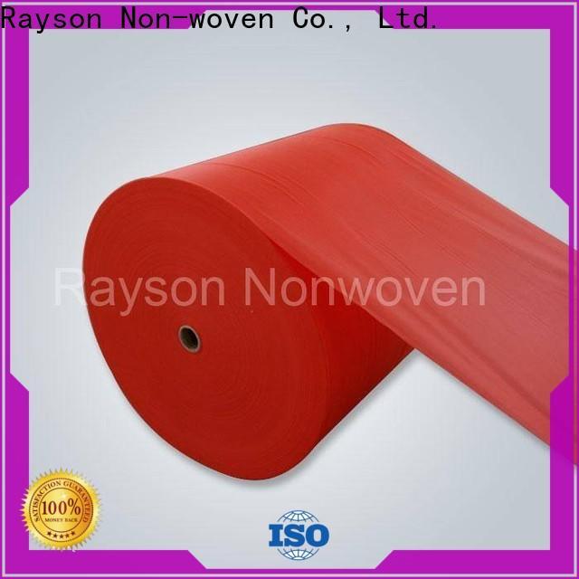 rayonson nonwoven, ruixin, enviro quilting fabricants de non-tissés en gros pour l'emballage
