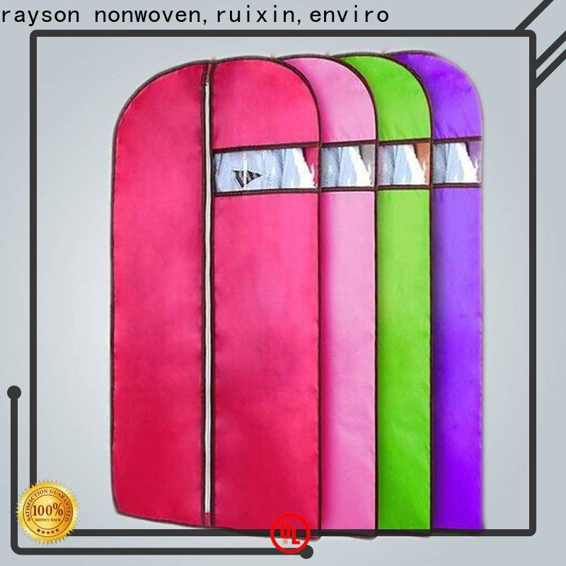 rayson nonwoven,ruixin,enviro ce gsm non woven fabric customized for spa