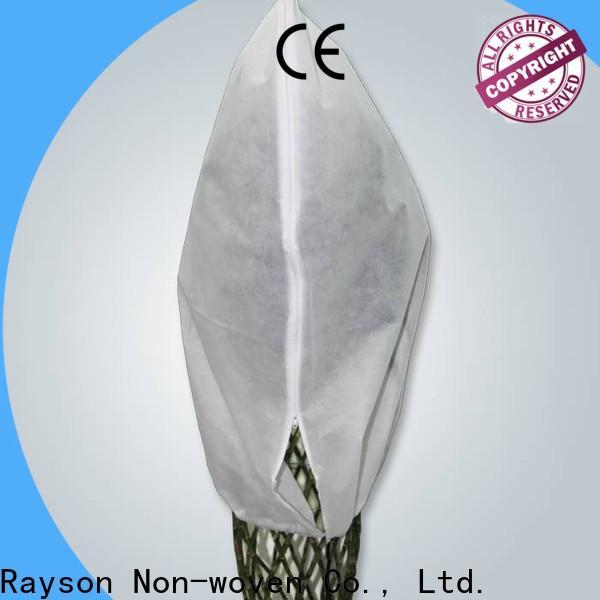 Rayons Vlies, Ruixin, Enviro 17gsm Landschaftsstoff unter Kies Fabrik Preis für die Verpackung