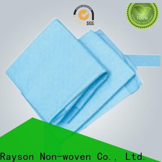 rayson محبوكة ، ruixin ، سلسلة غشاء eniro soft غير المنسوجة للمنزل
