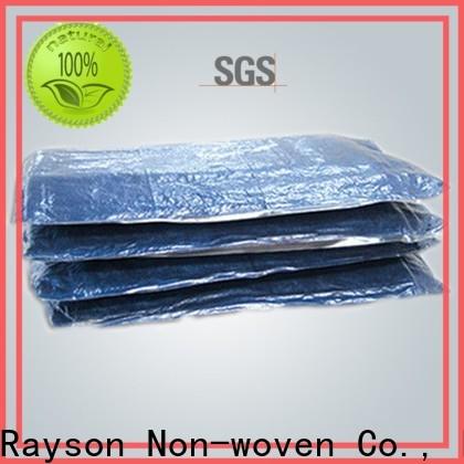 रेसन नॉनवॉवन, रूबिक्सिन, एनवायरो बेड शीट के लिए गैर बुना कपड़ा आपूर्तिकर्ता कारखाने पोंछते हैं