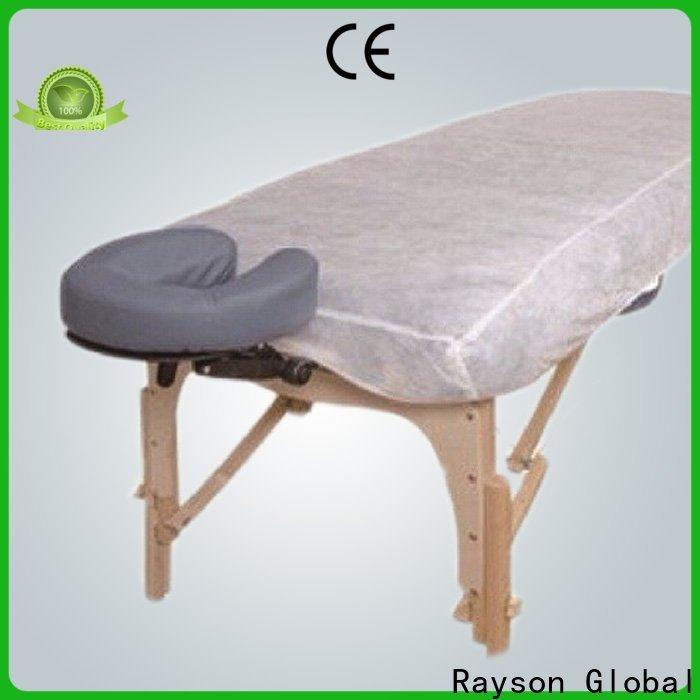 rayson nonwoven, ruixin, enviro आरामदायक smms गैर बुना कपड़े सीधे बिक्री के लिए पैकेजिंग है