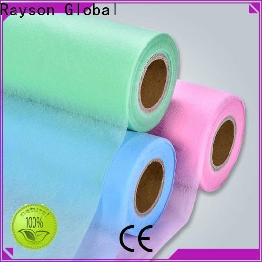Rayons Vlies, Ruixin, Enviro 25 Gramm Polyester-Vliesstoff Fabrik für Verpackungen