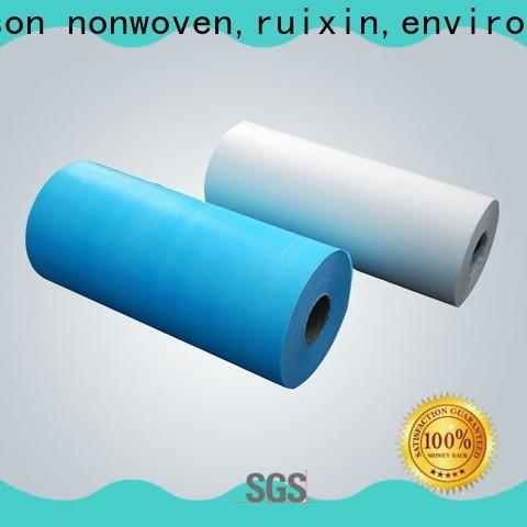 rayson nonwoven, ruixin, enviro सांस गैर बुना कपड़े आपूर्तिकर्ताओं श्रृंखला पैकेजिंग के लिए