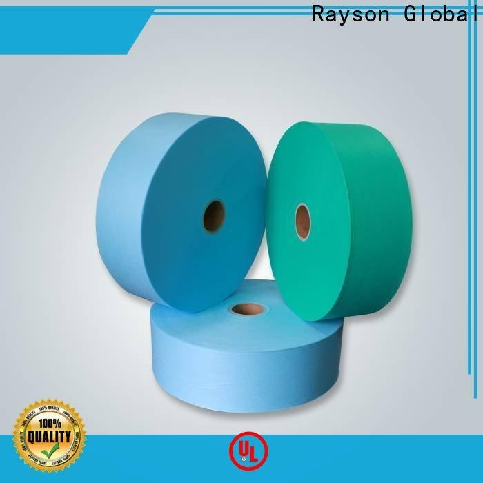 Rayson nonwoven, ruixin, पर्यावरण कपड़े गैर बुना मूल्य फर्नीचर के लिए अनुकूलित