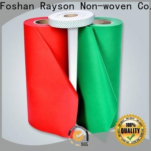 rayson nonwoven, ruixin, enviro green design para bebé