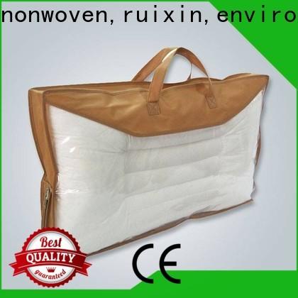 rayson nonwoven, ruixin, enviro ecofriendly तकिया के लिए ठंढ संरक्षण बैंकेट डिजाइन