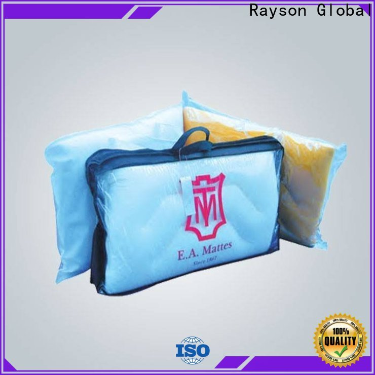 rayson nonwoven,ruixin,enviro reusable non woven geotextile fabric lowes manufacturer for household