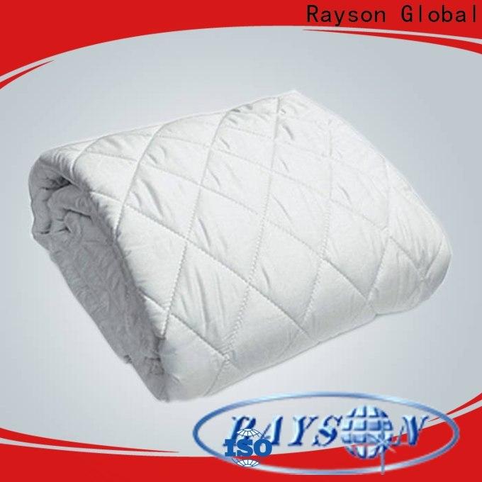 rayson nonwoven, ruixin, enviro राजा spunlace nonwoven गद्दे के लिए अनुकूलित निर्माताओं