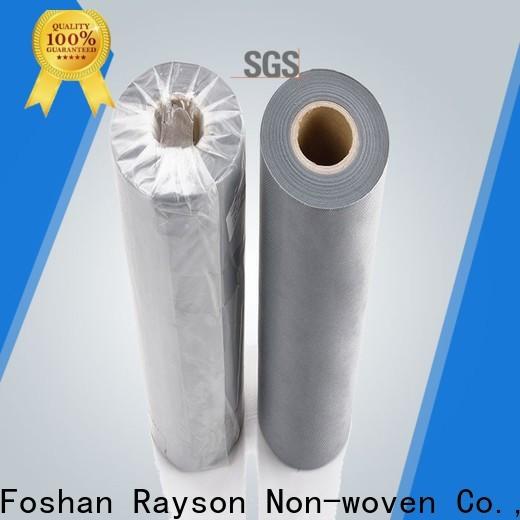 rayson nonwoven، ruixin، enviro polypropylene pp مصنع مواد غير منسوجة للخارجية
