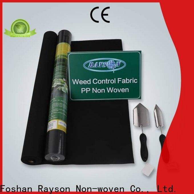 Rayonson Vlies, Ruixin, enviro bequeme Sicherung Landschaftsstoff für die Abdeckung personalisiert