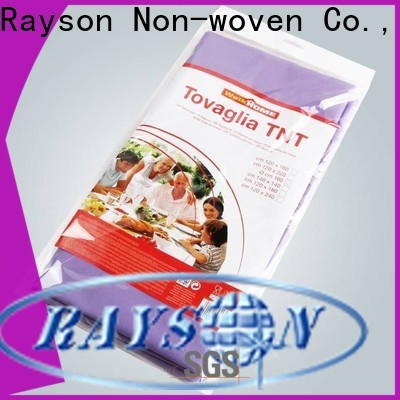 Rayons Vlies, Ruixin, Enviro Einweg-Stoffservietten Fabrik für Verpackungen