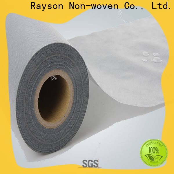 rayson nonwoven,ruixin,enviro colorful non woven polyester fabric manufacturer personalized for home