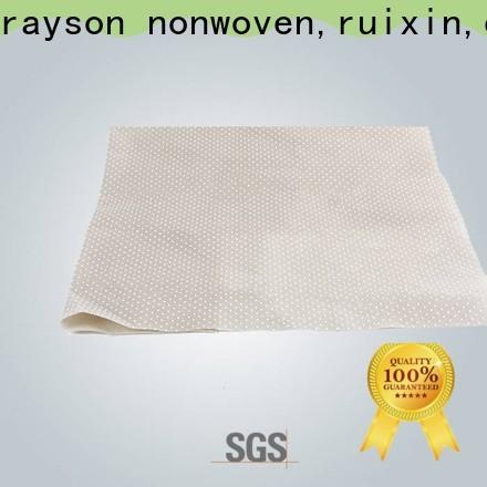 rayson nonwoven, ruixin, enviro स्नान कक्ष के लिए nonwovens संस्थान के कारखाने की कीमत में सुधार