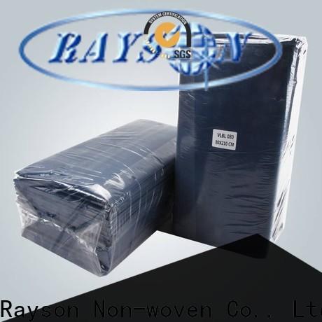 Rayonson Vlies, Ruixin, Enviro Einweg-Hersteller von laminierten Vliesstoffen mit gutem Preis für ein Krankenhaus