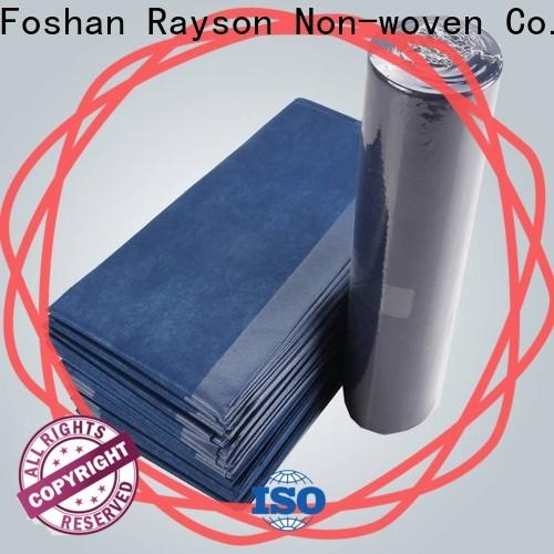 Rayson nonwoven, ruixin, पर्यावरण जलरोधी घर के लिए गैर बुना पॉलीप्रोपाइलीन कपड़े डिजाइन खरीदते हैं