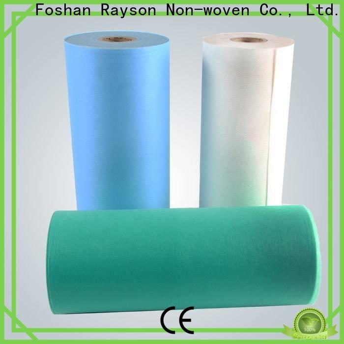 rayson محبوكة ، ruixin ، سلسلة أقمشة غير منسوجة واحدة enviro لملاءات السرير