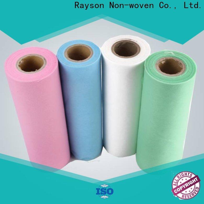 seiva do processo de fabricação de tecido não tecido à prova d'água personalizada para casa