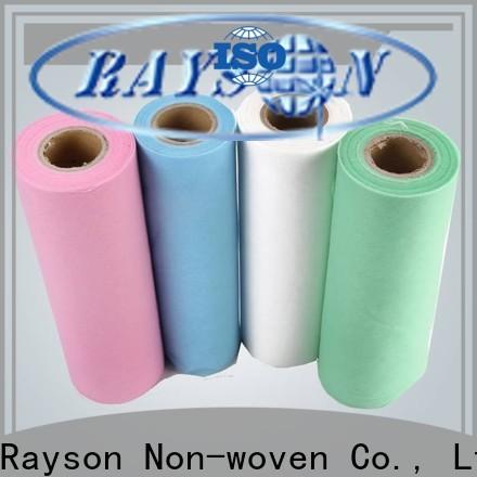 رايسون غير منسوجة مواد ذات جودة عالية مخصصة للبالغين
