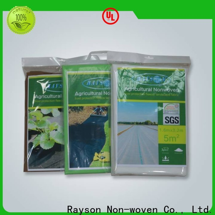 organic landscape fabric cost crop factory price for outdoor