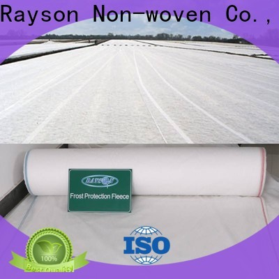 rayson nonwoven approved dewitt landscape fabric from China for greenhouse