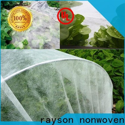 rayson nonwoven spunbonded supplier for covering
