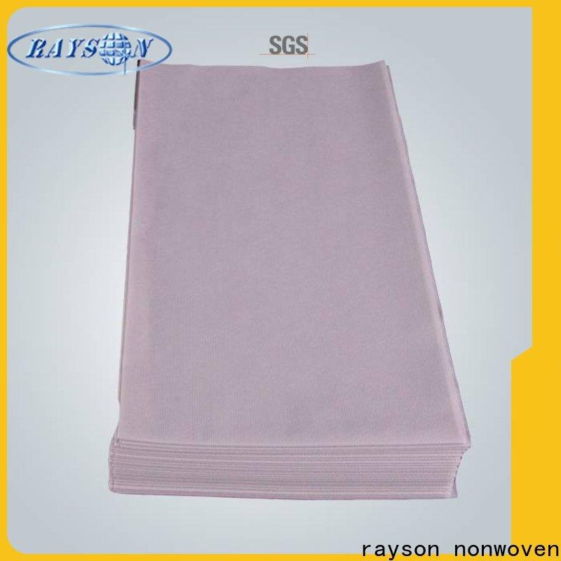 Al por mayor no tejido disponible médico no tejido del rayson para el hogar