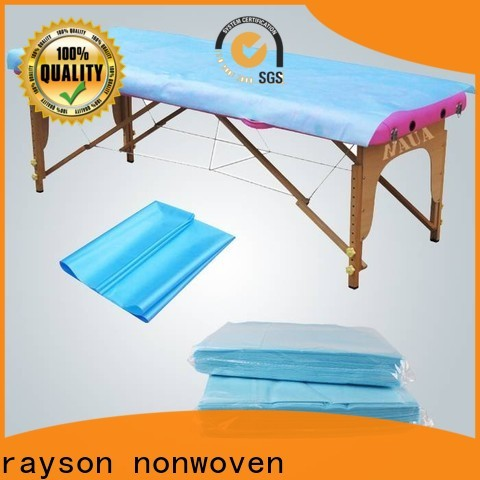 flat buy non woven polypropylene fabric laminated with good price for bedroom