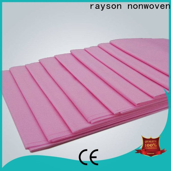 durable non woven geotech fabric functional with good price for bedsheet