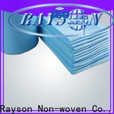 गाउन के लिए चीन से rayson nonwoven सर्जिकल गैर बुना कीमत