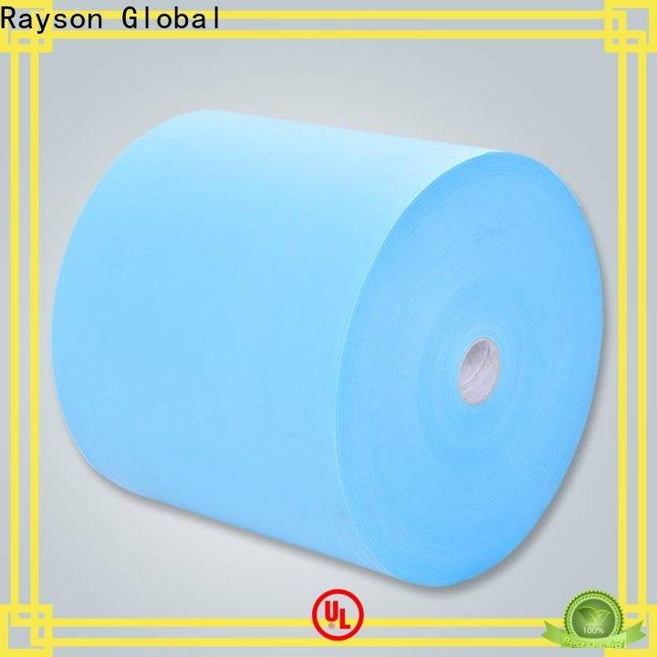 preço de fábrica de tecido não tecido de qualidade rayson para casa