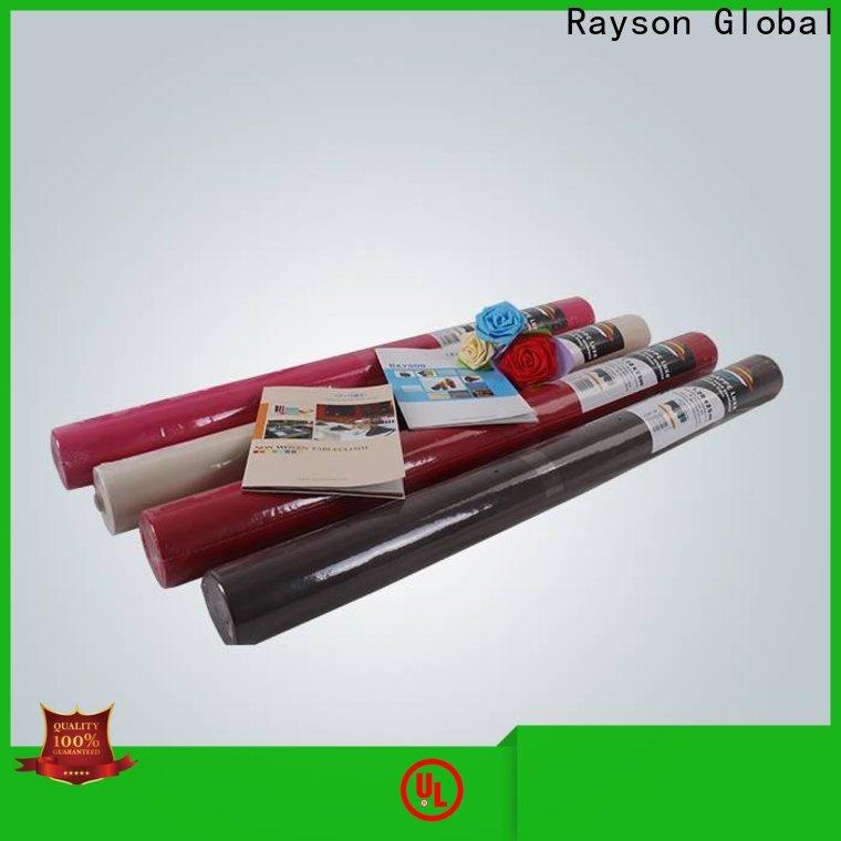 ev için rayson nonwoven kumaş malzemesi tedarikçisi