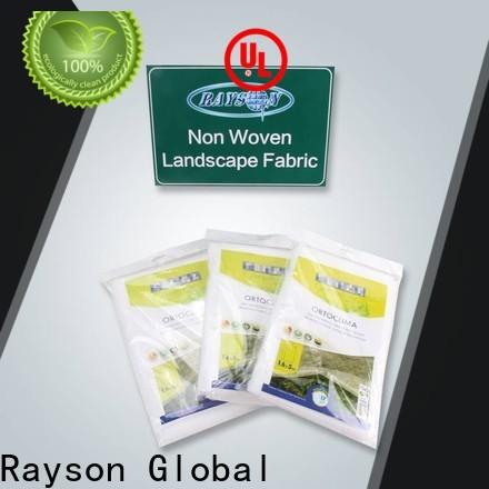 Rayoson nonwoven spunbond monadnock no tejidos a granel para manta