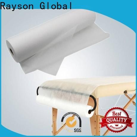 precio no tejido del polipropileno de los pp no tejidos del rayson para la sábana