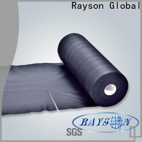 rayson غير المنسوجة البولي بروبلين PP المورد المواد غير المنسوجة للخارجية